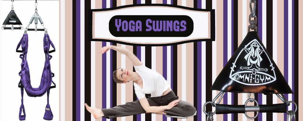 Yoga Swing Banner
